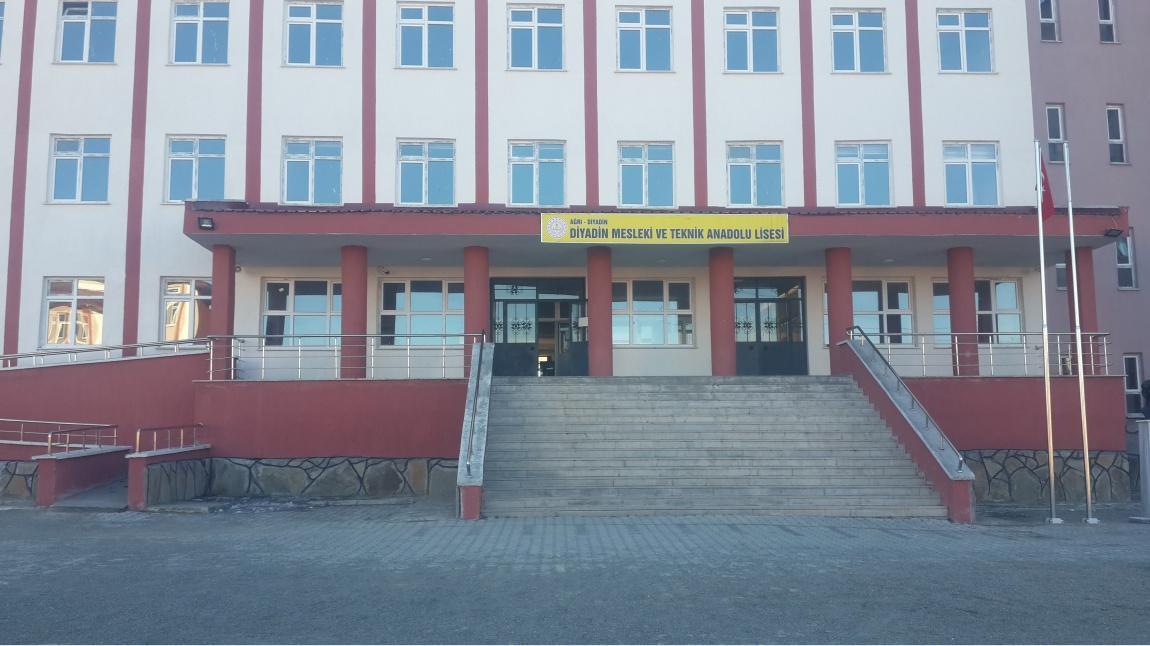 AĞRI DİYADİN Diyadin Mesleki ve Teknik Anadolu Lisesi