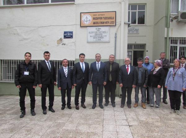 İZMİR BAYINDIR Bayındır Muzaffer Tuzcuoğlu Anadolu İmam Hatip Lisesi