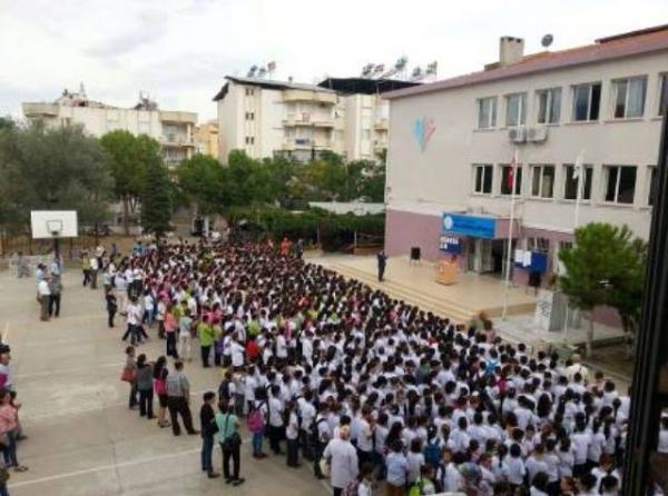 MANİSA SALİHLİ Milli Egemenlik Ortaokulu