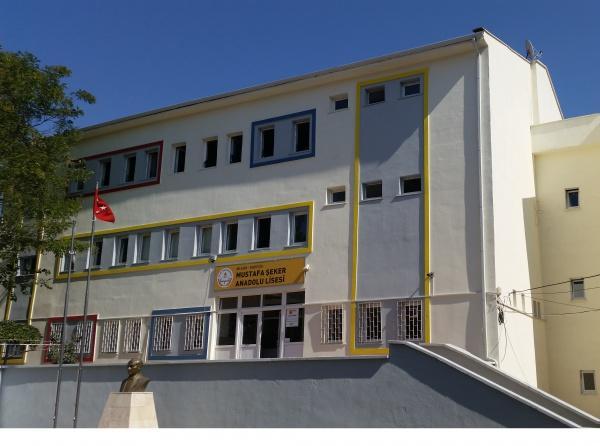 BİLECİK BOZÜYÜK Mustafa Şeker Anadolu Lisesi