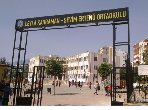 ANTALYA KONYAALTI Leyla Kahraman Sevim Ertenü Ortaokulu