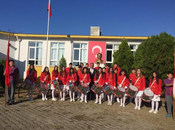 TEKİRDAĞ SARAY Çukuryurt Türk Ytong Ortaokulu