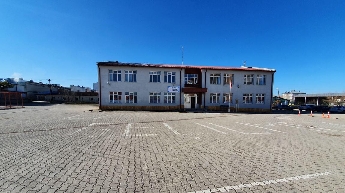 SİVAS KANGAL Atatürk İlkokulu