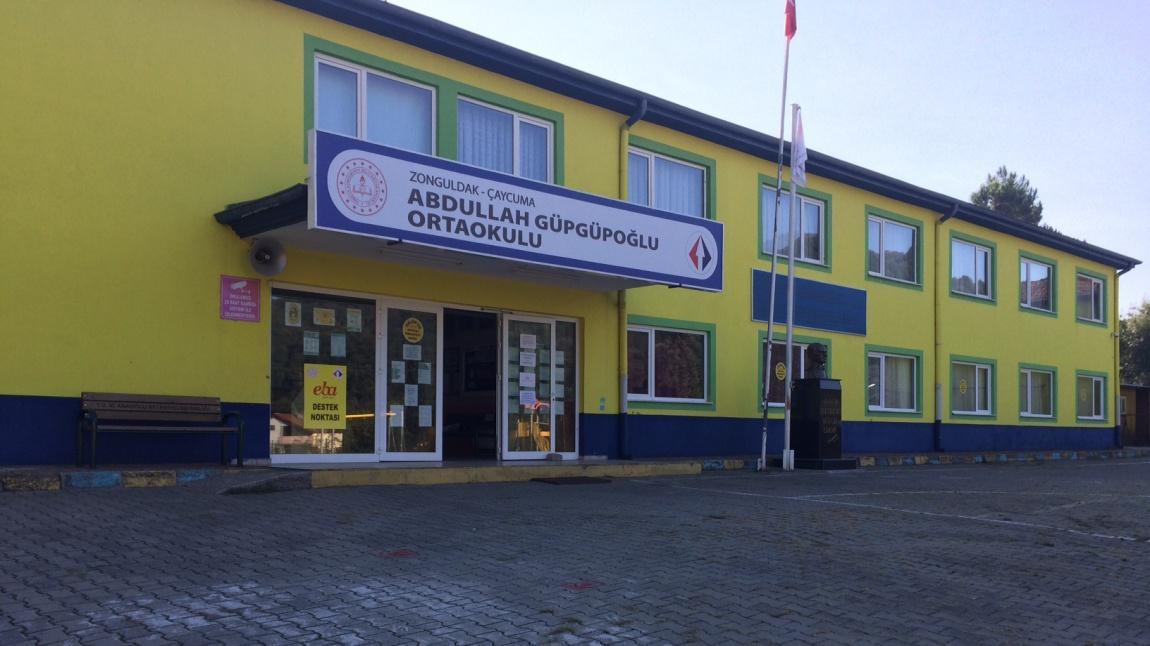 ZONGULDAK ÇAYCUMA Karapınar Abdullah Güpgüpoğlu Ortaokulu