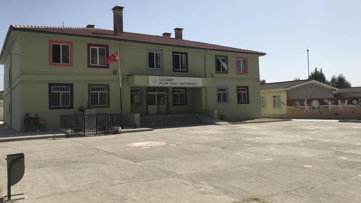 AYDIN SÖKE Sazlıköy Hilmi Fırat Ortaokulu