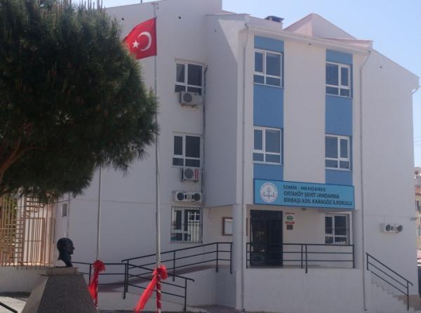 İZMİR MENDERES Ortaköy Şehit Jandarma Binbaşı Adil Karagöz İlkokulu