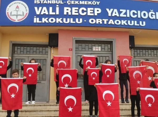 İSTANBUL ÇEKMEKÖY Vali Recep Yazıcıoğlu İlkokulu