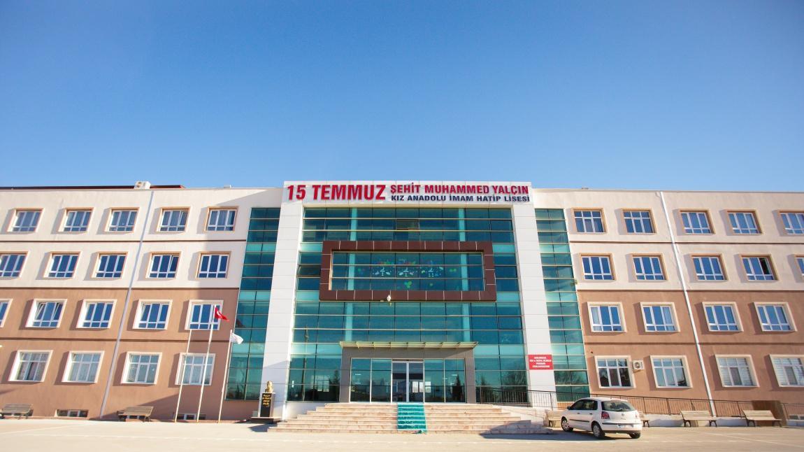 KARAMAN MERKEZ 15 Temmuz Şehit Muhammet Yalçın Kız Anadolu İmam Hatip Lisesi