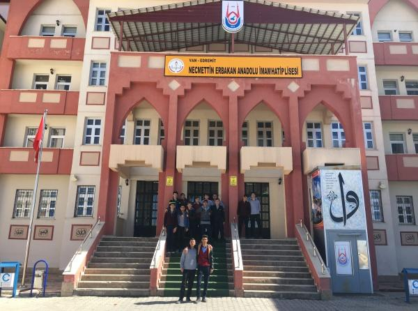 VAN EDREMİT Necmettin Erbakan Anadolu İmam Hatip Lisesi