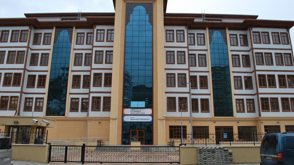 GİRESUN MERKEZ Giresun Hurşit Bozbağ Kız Anadolu İmam Hatip Lisesi