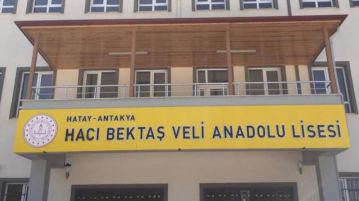 HATAY ANTAKYA Hacı Bektaş Veli Anadolu Lisesi